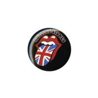 The Rolling Stones Union Jack Tongue Pin