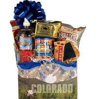 Colorado Gift Basket|Colorado Food Gift Baskets|Denver convention welcome gifts