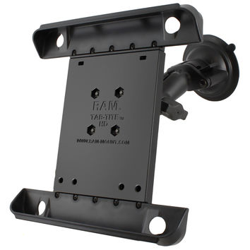 RAM Mount Tab-Tite iPad / HP TouchPad Cradle Twist Lock Suction Cup Mount