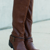 The Robbin Boot, Brown