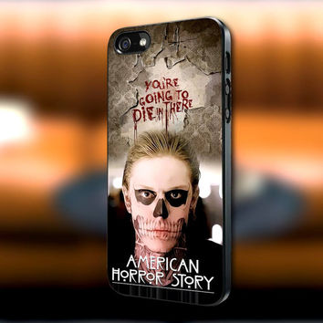 American Horror Story Tate Langdon iPhone case, American Horror Samsung Galaxy s3/s4 case, iPhone 4/4s case, iPhone 5 case