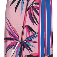 Printed crepe wrap skirt | EMILIO PUCCI | Sale up to 70% off | THE OUTNET