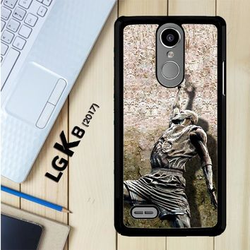 Michael Jordan Slam Dunk Carbonite V0979 LG K8 2017 / LG Aristo / LG Risio 2 / LG Fortune / LG Phoenix 3 Case