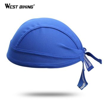 WEST BIKING Mountain Road Cycling Pirate Caps Bandana Ciclismo Breathable Casquette Gorras Headscarf Headband Bicycle Bike Caps