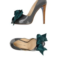 Alessandro Oteri Pumps With Open Toe