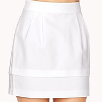 Essential Pleated Skirt