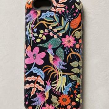 Jardin iPhone 6 Case by Rifle Paper Co. Black Motif One Size Tech Essentials