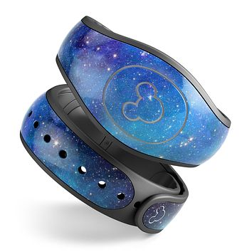 Azure Nebula - Decal Skin Wrap Kit for the Disney Magic Band