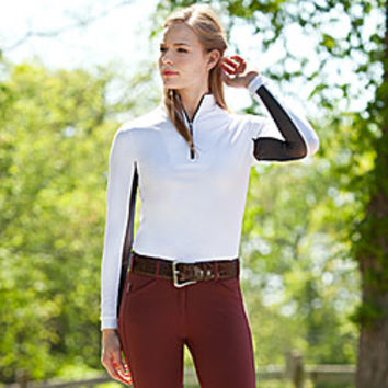 The Tailored Sportsman Ice Fil Shirt - Show Shirts from SmartPak Equine