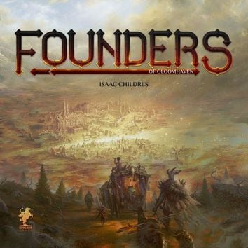 Gloomhaven: Founders of Gloomhaven