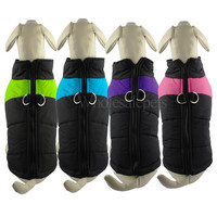 Winter Waterproof Warm Dog Clothes Pet Vest Jacket Coat  For Small Medium Large Dogs roupas para cachorro S M L XL XXL