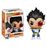 Dragon Ball Z Vegeta Pop! Vinyl Figure : Forbidden Planet