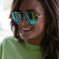 Classic Sunnies: Sea Green