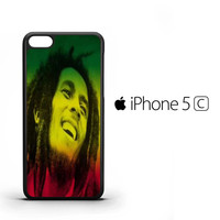 REGGAE LEGEND BOB MARLEY RASTA V1650 iPhone 5C Case