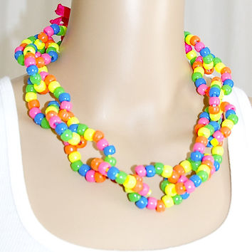 Little Bling Color Pop Necklace