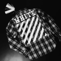 2017FW new collection top quality off white men casual shirts hiphop striped white printed shirts off white c/o virgil abloh