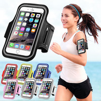 SPORTS GYM Armband Bag Case For iPhone 5s / 4s / 5c / 3GS / 5SE / Touch 5 / Touch 6 Waterproof Running Workout Phone Belt Cover