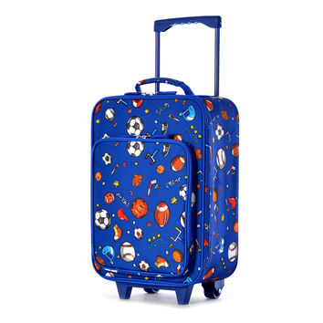 """Playday Collection 19"""" Carry-On Luggage In Sports"""