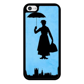 Mary Poppins iPhone 5/5S/SE Case