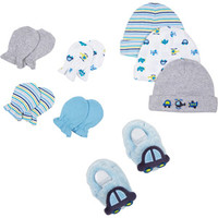 Walmart: Gerber Newborn Baby Boy 8-Piece Accessory Set