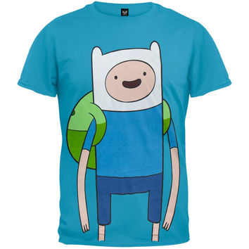 Adventure Time - Large Finn T-Shirt