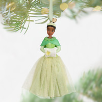 Disney Tiana Sketchbook Ornament | Disney Store