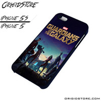 guardians of the galaxy Deluxe For iPhone Cases Phone Covers Phone Cases iPhone 5 Case iPhone 5S Case Smartphone Case