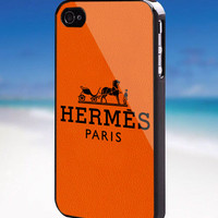 Hermes Logo - For iPhone, Samsung Galaxy, and iPod. Please choose the option
