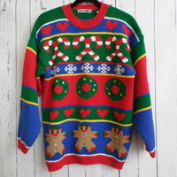"""Ugly Christmas Sweater"" Stripes and More!"