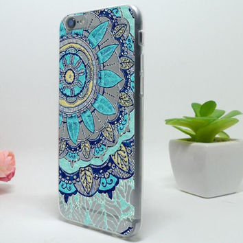 Original Cute Blue Feather iPhone 5c 5se 5s 6 6s Plus Case Cover + Free Gift Box