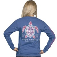 Princess Turtle Tee Long Sleeve