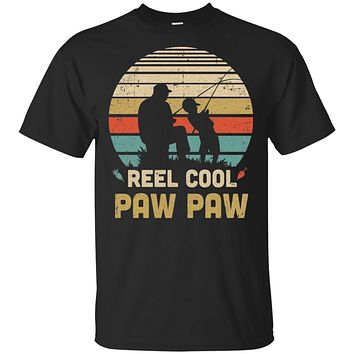 Vintage Father's Day Gift Reel Cool Paw Paw Fishing