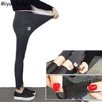 Maternity Leggings -  StretchyHigh Waist Pregnancy Pants