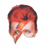 DAVID BOWIE MASK from MAIDEN | Made By  | £4.00 | BOUF