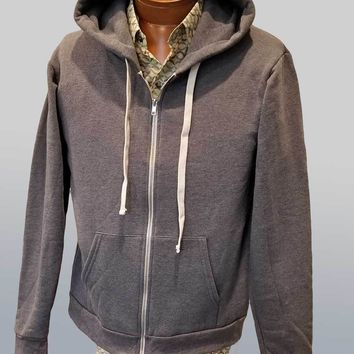 Unisex Eco-friendly Hoodie - Moon and Forest