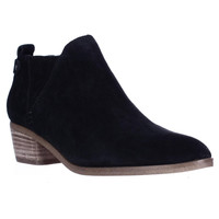 M.F. Wilde Ankle Booties - Black