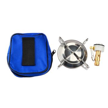Folding Stainless Steel Gas Camping Stove