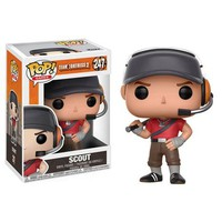Team Fortress 2 Scout Pop! Vinyl Figure #247