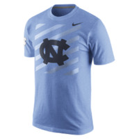 Nike College Varsity Tri-Blend (UNC) Men's T-Shirt