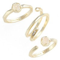 Kendra Scott 'Warren' Stacking Rings | Nordstrom