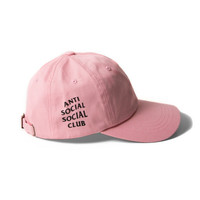 Antisocial Social Club Strapback Hat Baseball Cap Hip Hop Men's Women's Fishing Cap Antisocial Snapback