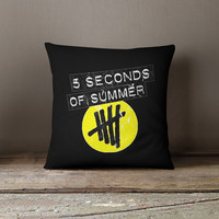 5SOS 5 seconds of summer Pillow Case, Cushion Case