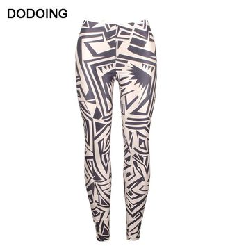 DODOING NEW Slim Pants women Workout trousers Outdoors Exercise Lady for Capris Clothes Plus size S-4XL