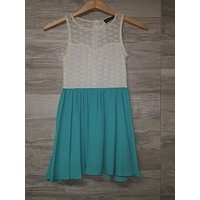 Love Me Like You Mean It In Mint- CLOSEOUT