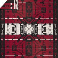 Storm Pattern Blanket, Native American Pattern Pendleton ® Blankets