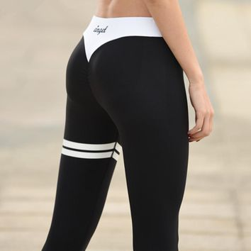 Women Angel Yoga Tights