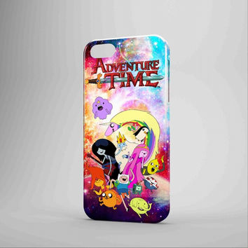 Adventure Time In Planet iPhone Case Samsung Case 3D Case