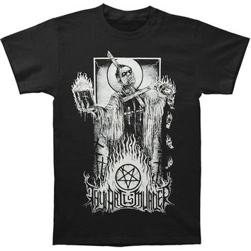 Thy Art Is Murder Men's Evil Priest T-shirt Black