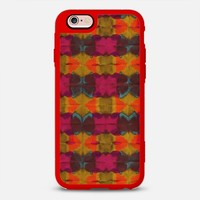 fall pattern iPhone 6s case by Marianna | Casetify