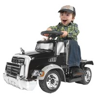 Mack Truck Toddler Ride on Toy